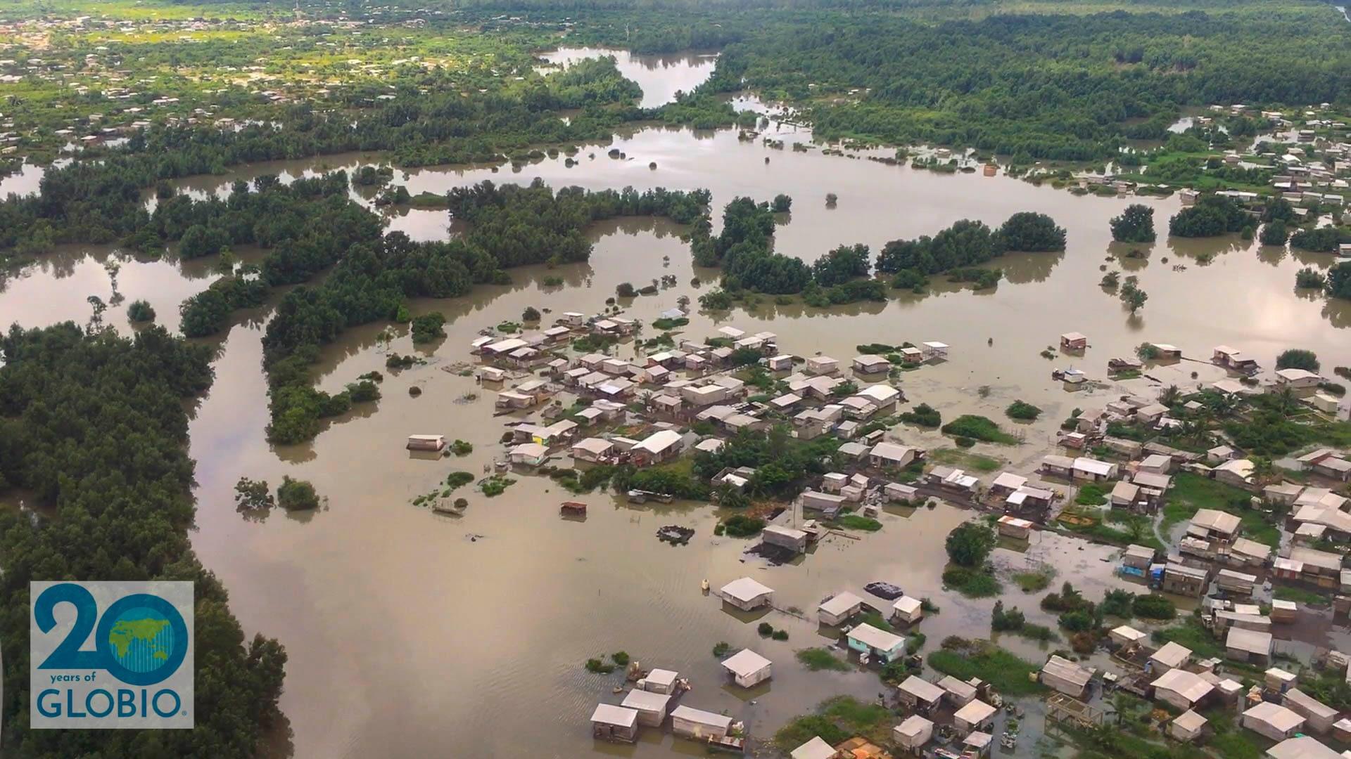 severe flooding Cameroon