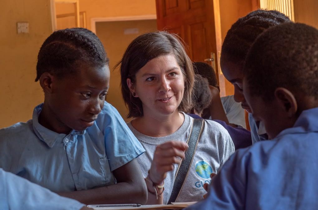 GLOBIO Welcomes Meg Stark as New Programs Director