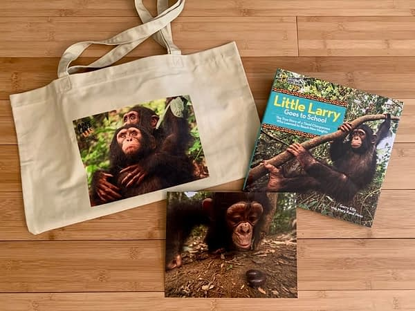 Cheeky Chimps Primate Package